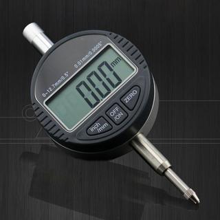 Relógio Comparador Digital 0-12.7mm 0,01mm + Saida + Bateria