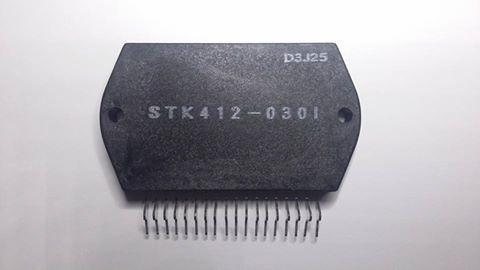 Circuito Integrado Stk412-030i Original