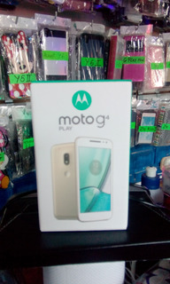 Equipo Motorola G4 Play