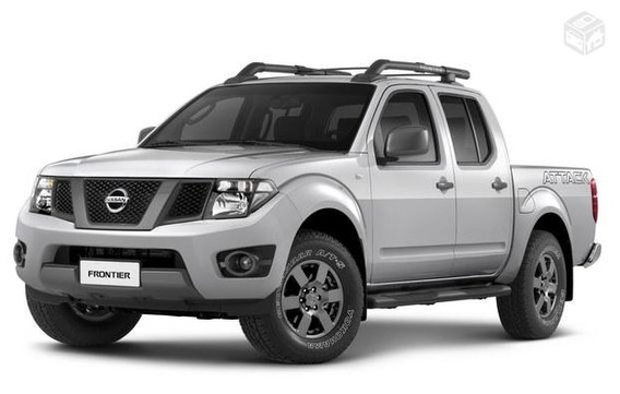 Sucata Nissan Frontier Sel (somente Pra Retirada De Peças)