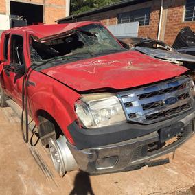 Ford Ranger 2010 3.0 Diesel - Sucata Para Retirar Peças