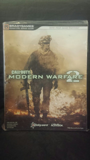 Guia Oficial Bradygames Call Of Duty Modern Warfare 2 Regalo