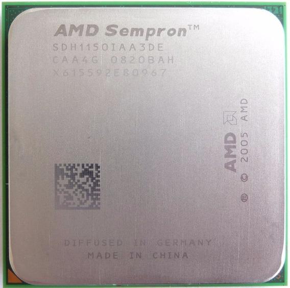 Processador Semprom Le-1150 Am2 + Cooller