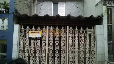 Sobrado Residencial À Venda, Vila Prudente, São Paulo - So0456. - So0456