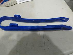 Guia Corrente Balança Yzf 250 450 07... Rígido Azul Avtec
