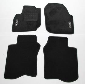 Tapete Carpete Luxo Honda Fit -2009 2010 2011 2012 2013 2014
