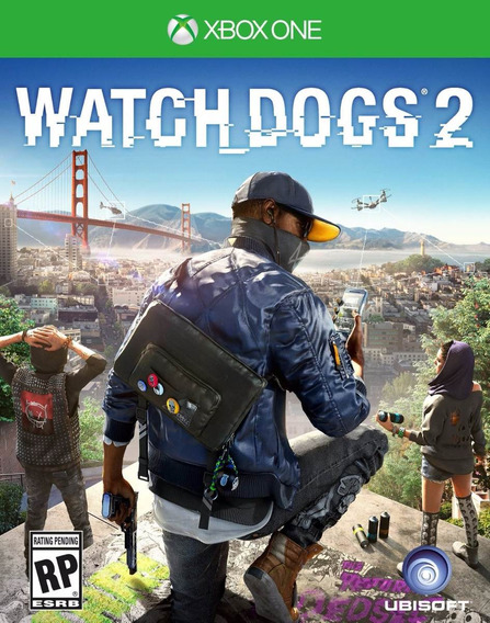 Jogo Watchdogs 2 Xbox One Midia Digital