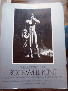 The Illustrations Of Rockwell Kent 231 Examples Form Books