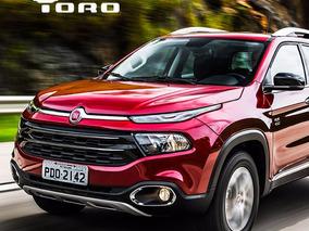 Fiat Toro 4x4 Freedom/ Volcano Tenela $160.000 Y Cuotas