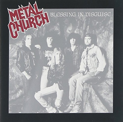 Cd : Metal Church - Blessing In Disguise (cd)