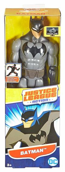 Dc Comics Liga Da Justiça Action - Batman - Mattel