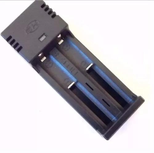 2 Carregador Duplo + 22 Baterias Jws 18650 8800mah Chip