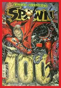 Gibi Spawn N° 100 Edição Histórica (2001) Raro!