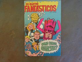 Os Quatro Fantásticos 2 Rge 1979 Original Ótima Frete Grátis