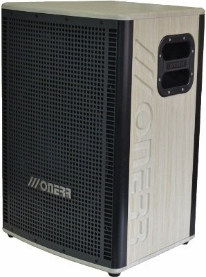 Caixa Ativa Ambience 200/12 Maple Onerr Bluetooth Usb Sd Fm