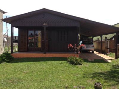 Alquilo Casa Barra Del Chuy (alvorada) Por Día Quincena Mes
