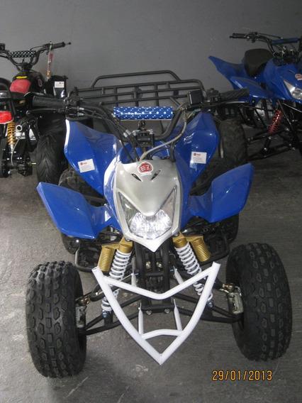 Quadriciclo 125cc Xtreme A Gasolina, Automático Barzi