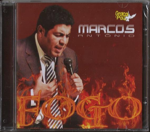 Cd Marcos Antônio Fogo .biblos