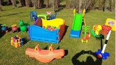 Alquiler De Juegos Infantiles Y Plaza Blanda
