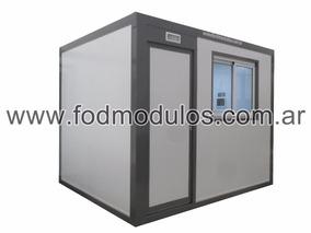 Modulos Habitables Modulos Habitacionales Oficina Movil 3mts