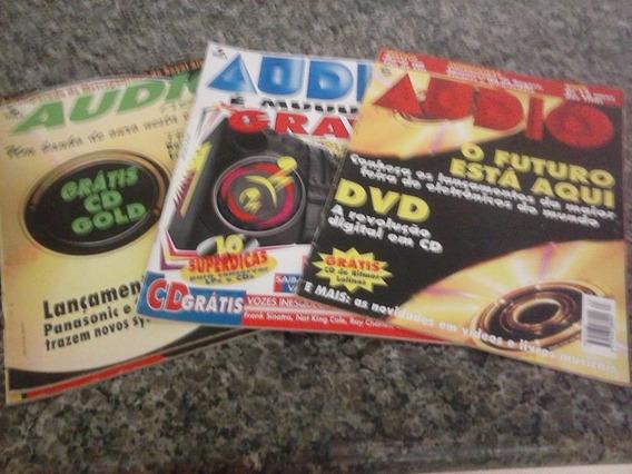 Revistas Audio News (lote Com 29 Revistas)