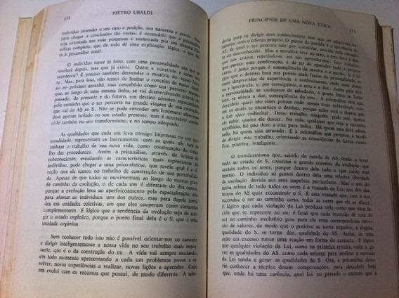 Livro Princípios De Uma Nova Ética