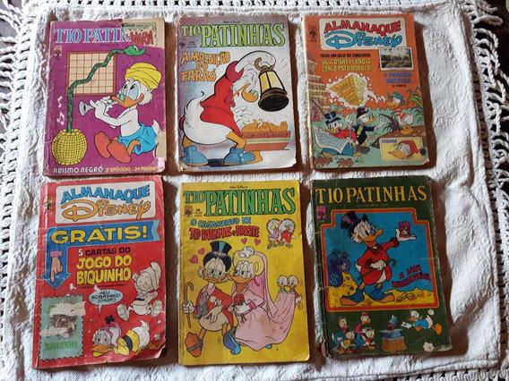 Gibis Disney Tio Patinhas Antigos Raridade