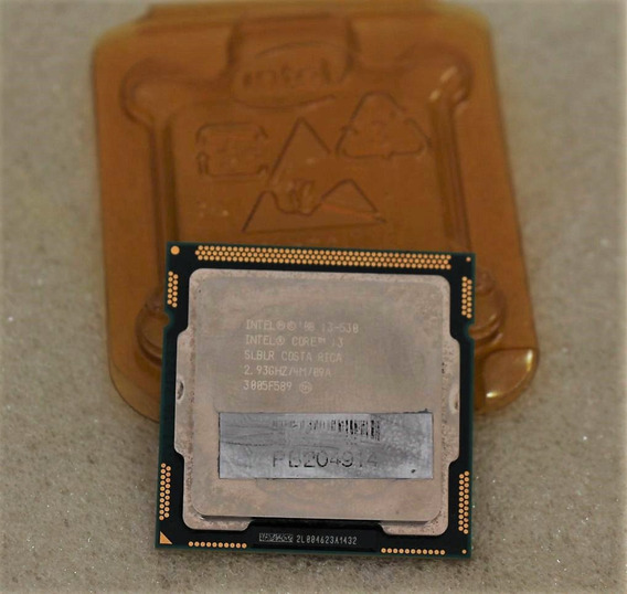 Processador Intel Core I3 530 (2.9 Ghz) + Cooler Original