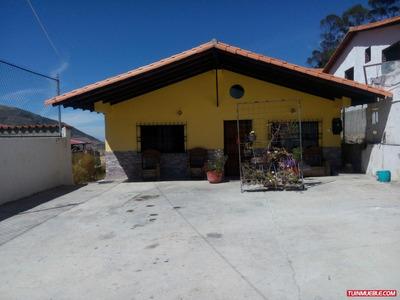 Casas En Venta, Mucuchíes, Mérida