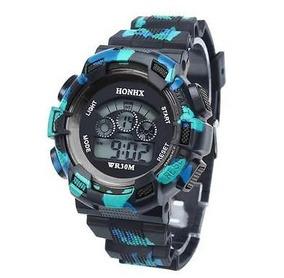 Relógio Esportivo Honhx Masculino -oferta