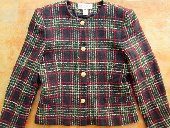 Casaco De Lã Importado Jones Wear Tam M 40