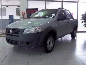 Fiat Strada 1.4 Working O Adventure 0km Anticipo $55.000 3