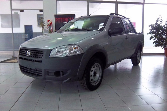 Fiat Strada 1.4 Working O Adventure 0km Anticipo $100.000 D