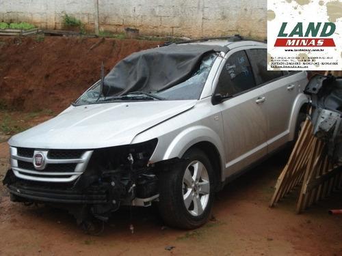 Sucata Fiat Freemont 2012 Para Retirada De Peças