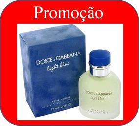 Perfume Traduções Gold Nº 64 (ref. D&g Ligth Blue)
