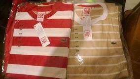 Camisas Lacoste , Hollister,polo Ralph Lauren E Tommy