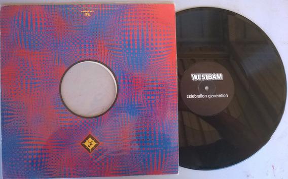 Westbam - Celebration Generation (single Importado)