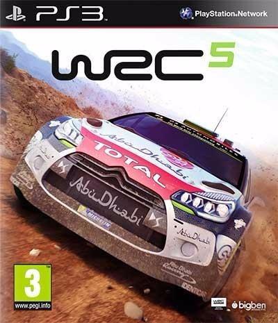 Wrc 5 Fia World Rally Championship Ps3 Via Psn Original