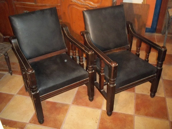 (sergioschw) Par Cadeira Poltrona Manoelino Manuelino Mola
