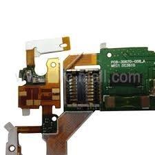 Blackberry 9800 Cabo Flex Câmera Vibrador