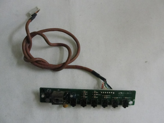 Placa Sensor Cr/teclado Funçao Gradiente Plt4270