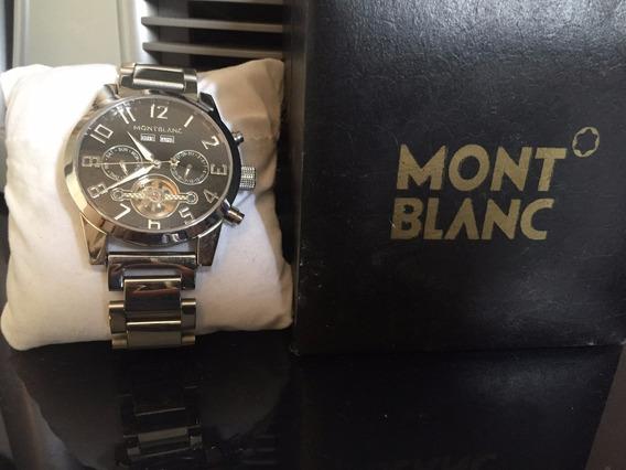 Relogio Mont Blanc Aceito Trocas