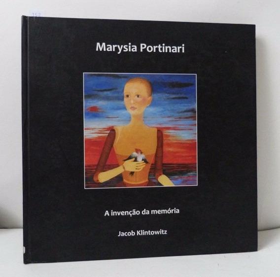 Marysia Portinari - A Invenção Da Memória - Livro Super Raro