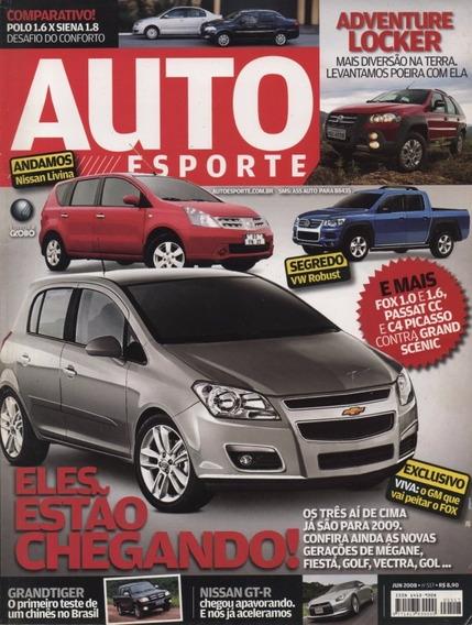 Auto Esporte Nº517 Adventure Locker Nissan Gt-r Fox Extreme