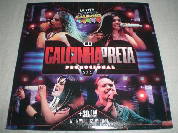 Cd Banda Calcinha Preta(ao Vivo-arraiá Do Galinho)promo 2015