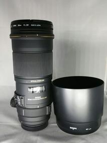 Sigma 180 Mm Macro Os Para Canon