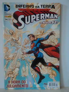 Hq-superman:dc Comics:n.14-os Novos 52!