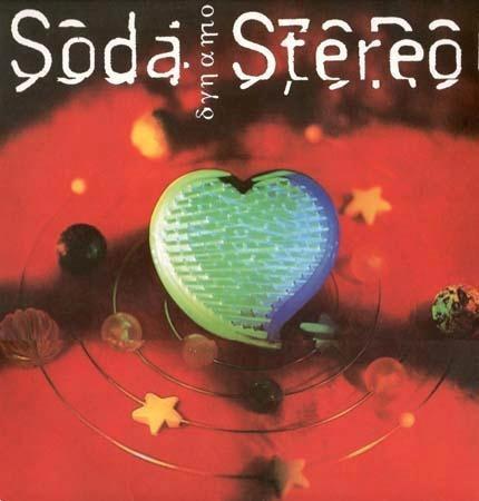 Vinilo Dynamo - Soda Stereo