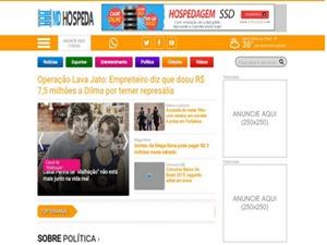Portal De Notícias Php