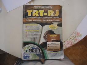 Livro Trt-rj Concurso Público Ja 106